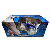 Мини-перевертыш LX9082 COOL LAMP с аккумуляторами (СИНИЙ) от LX Toys