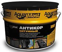 Мастика антикоррозионная AquaMast 8 кг укр.