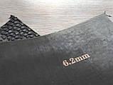Резина набоечная каучуковая MAGNA WINTER 300х300х6.2 мм цвет чёрный, фото 3