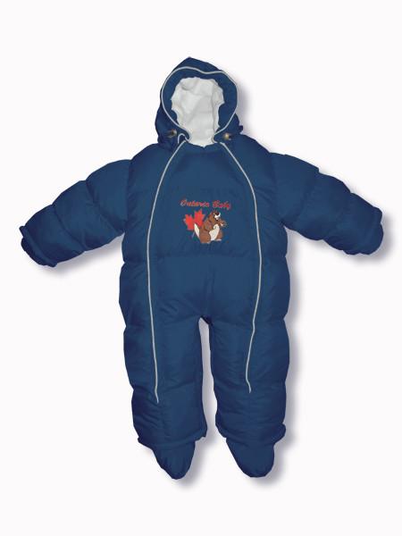 """Детский комбинезон-трансформер зимний (от+10 до -20 градусов) Ontario """"Baby Walk"""""""