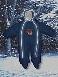 """Детский комбинезон-трансформер зимний (от+10 до -20 градусов) Ontario """"Baby Walk"""", фото 2"""