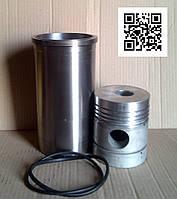 Поршнекомплект на двигетель СМД-14, СМД-15(гильза, поршень, упл. к)