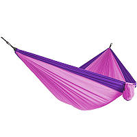Гамак Meibony Outdoor Single Camping Hammock Подвесной одноместный гамак для кемпинга, Фиолетовый (SUN0362)