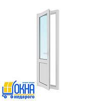 Двери балконные 700*2050