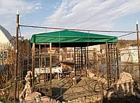 Тент на палатку 3мх3м. Полиестер высокого качества., фото 1