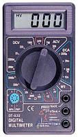 17-01-202. Цифровой мультиметр универсальный DT 832