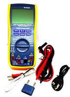 12-14-28. Цифровой мультиметр WH5000 с USB интерфейсом