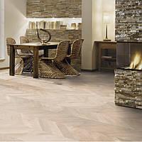Avatara Floor A09 Дуб отбеленный венгерская ёлочка Pure Edition 1686 ламинат