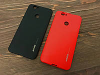 TPU чехол Smitt накладка бампер для Huawei Nova (2 цвета)