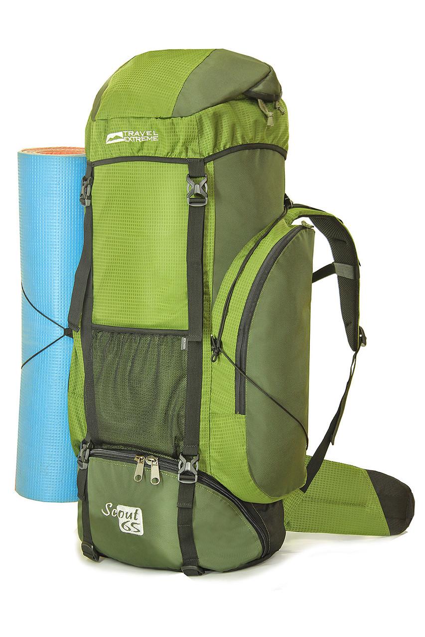 Рюкзак туристический Travel Extreme Scout 65 LITE