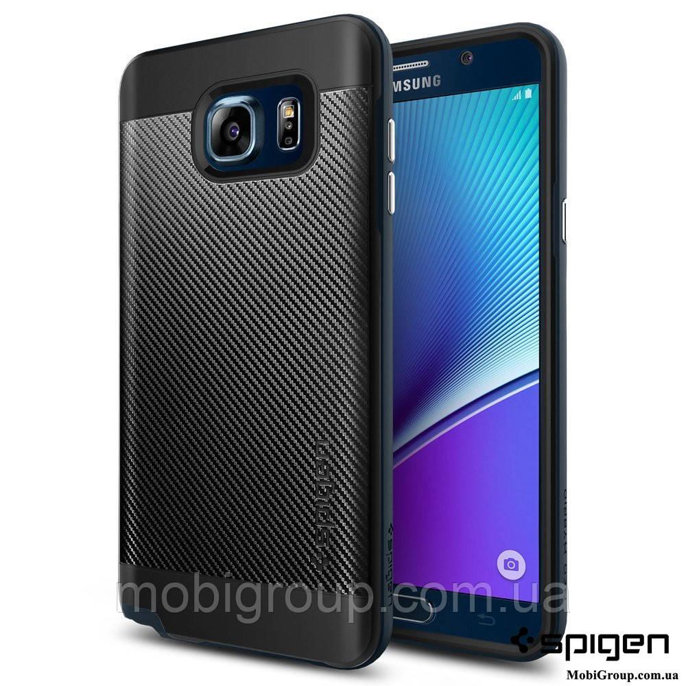 Чехол Spigen для Samsung Note 5 Neo Hybrid
