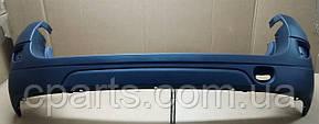 Бампер задний Dacia Logan MCV 2007-2008 года (оригинал)