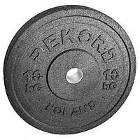 Бамперні диски Rekord 10 кг