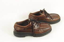 Мужские  туфли DOCKERS натур кожа размер 42