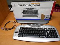 Клавиатура мультимедийная A4 Tech KB-26 PS/2