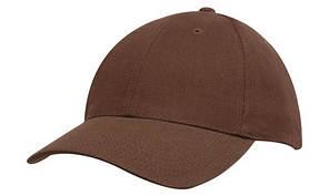 Кепка бейсболка коричневая Headwear proffesional - 00622