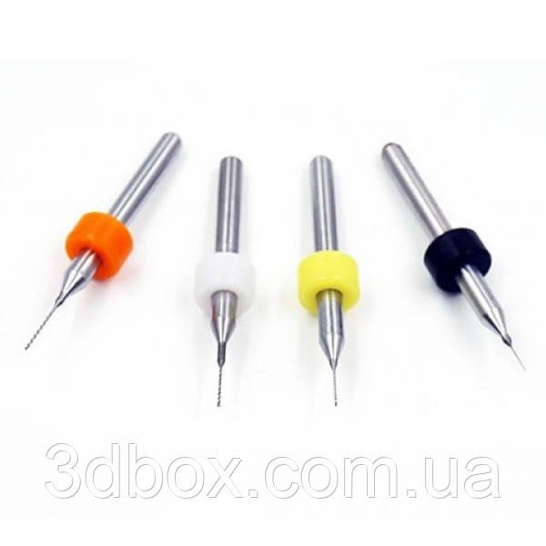 Сверло UNID для чистки сопла (0,2-0,5 мм) | Комплектующие для 3D – ручек | 3D ручки