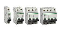 C60 — Автоматы защиты цепей на токи до 125А