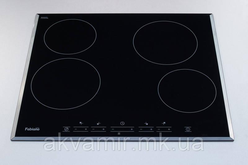 Варочная панель Fabiano FHE 17-44 VTC (черная) электрическая