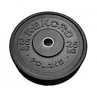 Бамперні диски Rekord 25 кг