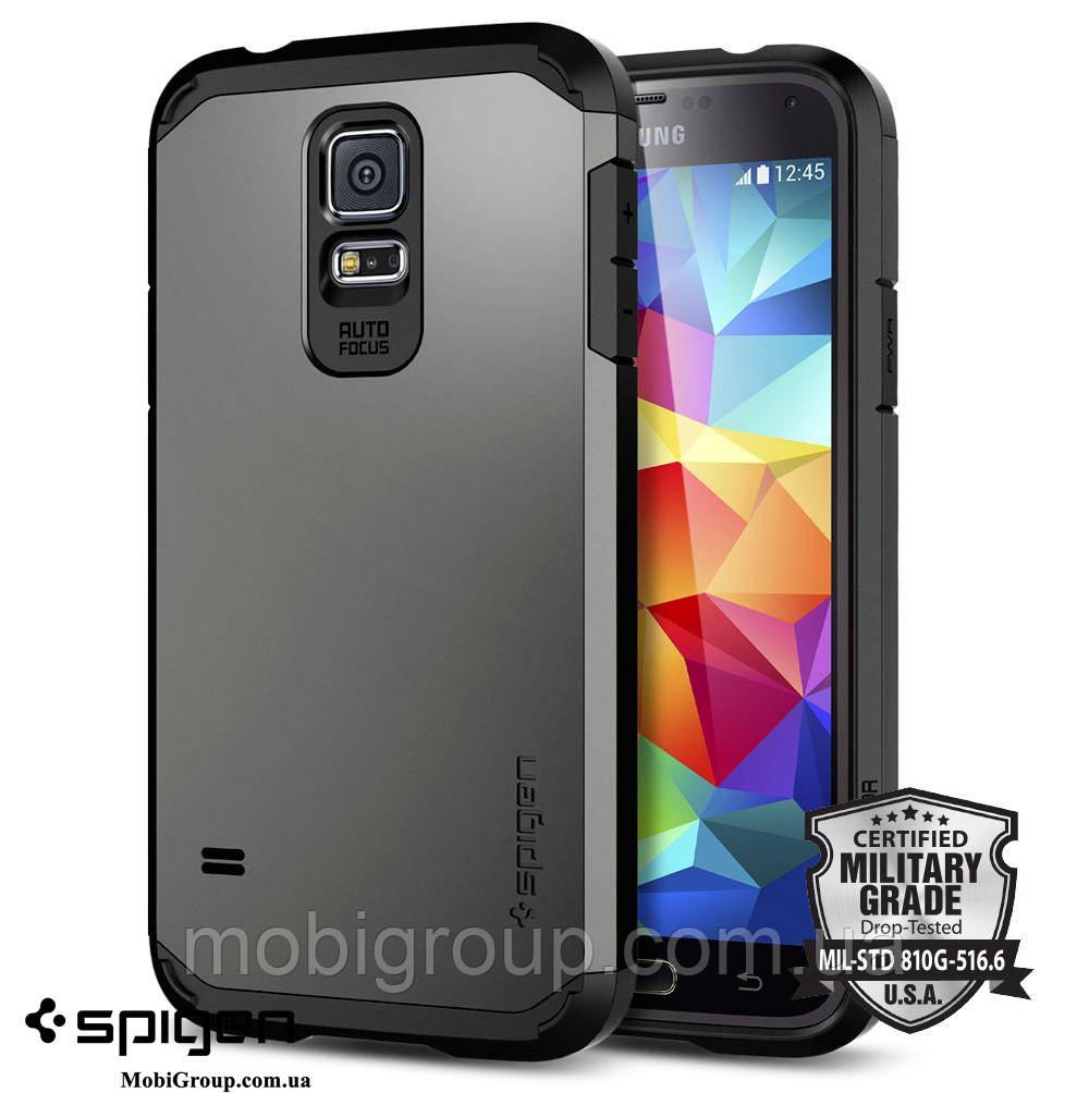 Чехол Spigen для Samsung S5 Tough Armor