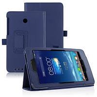 Синий чехол для Asus Memo Pad HD 7 ME175CG/ME175KG