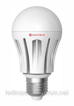Electrum LS-30 11W E27 2700K алюм. корп.