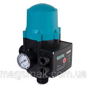 Контроллер давления электронный Aquatica 1.1кВт Ø1 авт поиск воды + рег давл вкл 1.5-3.0 bar (779534)