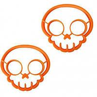 Форма для жарки яиц череп orange Код:115910