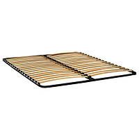 Каркас для кровати ламельный Стандарт вкладной Comfoson 80x190 см