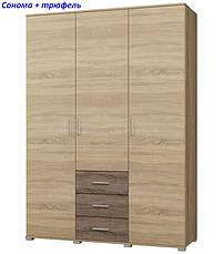 Большой распашной шкаф Бриз ШП-5, фото 3