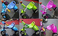 Велосипед трехколесный детский.Детский транспорт.Детский велосипед.