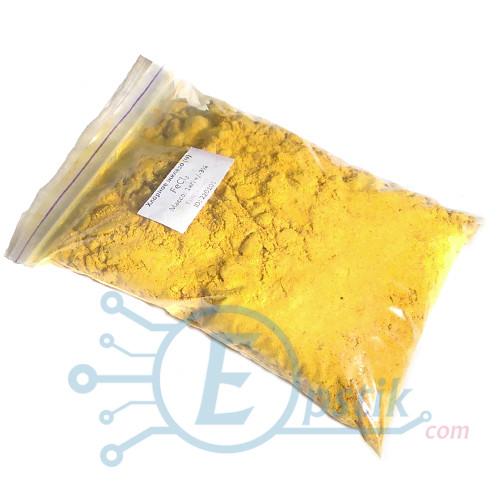 Хлорное железо для травления печатных плат, 6-ти водное, 1кг.