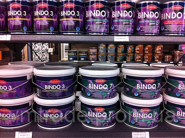 Краска Sadolin BINDO 3, 10л