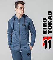 Kiro Tokao 462 | Мужская спортивная толстовка джинс