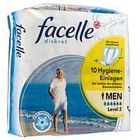 Facelle diskret Men Hygiene-Einlagen - Мужские медицинские прокладки