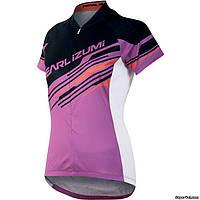 Футболка Pearl Izumi Select LTD, L, фиолетово-черная
