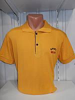 Футболка мужская ERKEK SPORT Wear поло однотонная, полубатал 002 \ купить футболку мужскую оптом