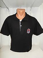 Футболка мужская ERKEK 8 поло однотонная, полубатал 001 \ купить футболку мужскую оптом