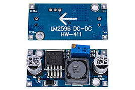 Регулятор напруги LM2596S 1.25-35V 3A понижуючий