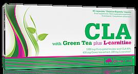 Olimp CLA with Green Tea plus L-carnitine 60 caps