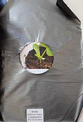 Пленка мульчирующая  POLITIV E1144 чёрно-серебристая (25мкм) Израиль
