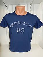 Футболка мужская 3Д RBS  стрейч коттон 85 005 \ купить футболку мужскую оптом