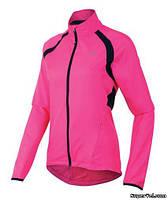 Куртка Pearl Izumi Elite Barrier, M, розовая