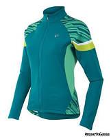 Куртка Pearl Izumi Elite Thermal, M, зеленая