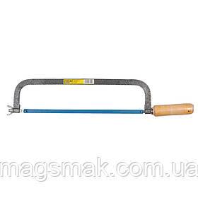 Ножовка по металлу с деревянной ручкой Sigma (4402111)