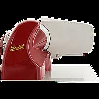 Cлайсер - ломтерезка Berkel Home line 200, цвет красный (Италия)