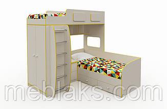 Двухъярусная кровать «Баффи», фото 2