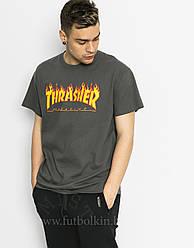 Футболка мужская стильная Thrasher Magazine