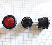 Кнопка включения для детского электромобиля 3k с подсветкой